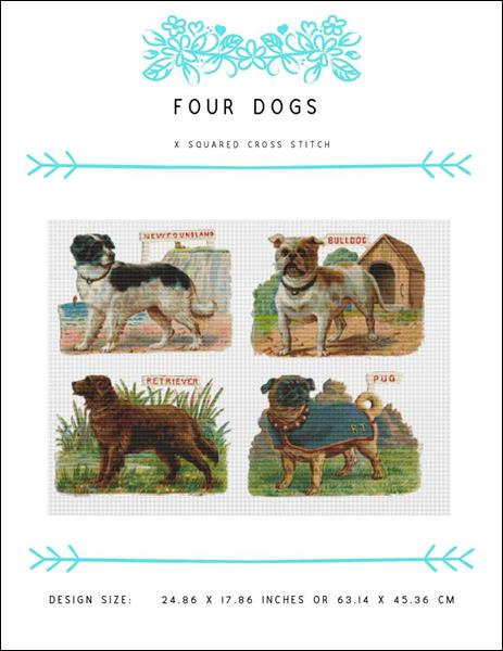click here to view larger image of Four Dogs (chart)