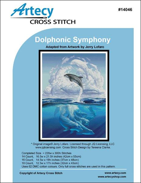 click here to view larger image of Dolphonic Symphony  (chart)