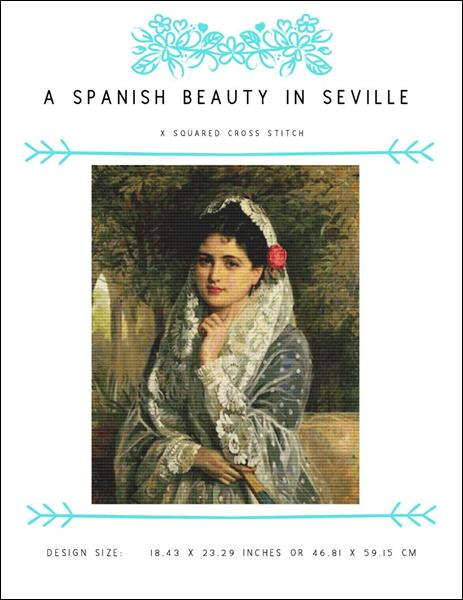click here to view larger image of Spanish Beauty In Seville, A (chart)