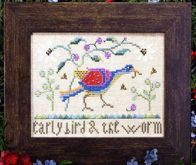 click here to view larger image of Early Bird Sampler (chart)