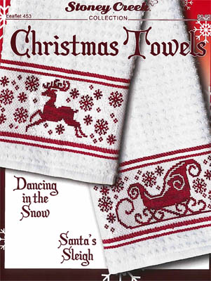 click here to view larger image of Christmas Towels (453) (chart)