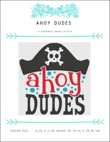click here to view larger image of Ahoy Dudes (chart)