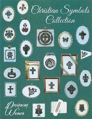 click here to view larger image of Christian Symbols Collection (chart)