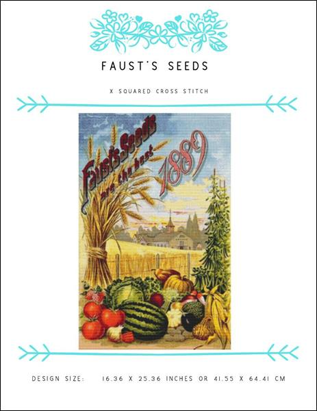 click here to view larger image of Fausts Seeds (chart)