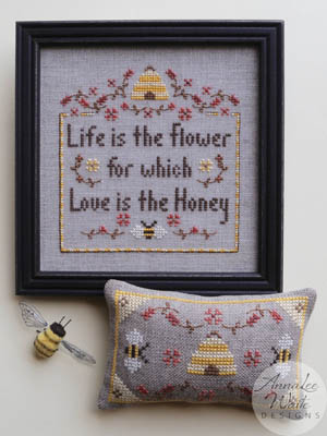 Honey Flower - click here for more details about chart