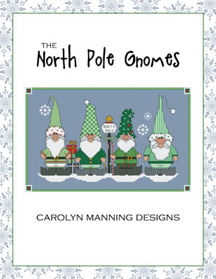 click here to view larger image of North Pole Gnomes (chart)