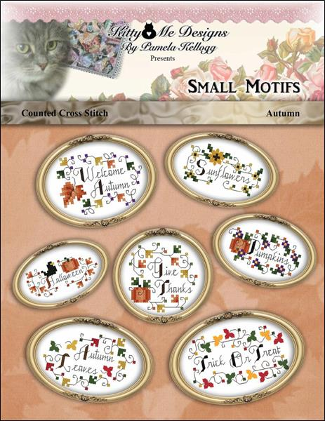click here to view larger image of Small Motifs Autumn (chart)