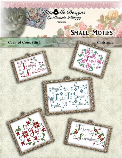 click here to view larger image of Small Motifs Christmas (chart)