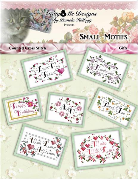 click here to view larger image of Small Motifs Gifts (chart)
