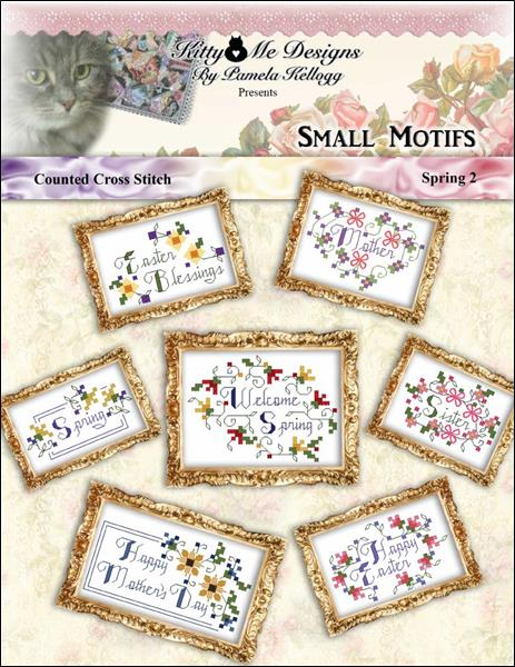 click here to view larger image of Small Motifs Spring 2 (chart)