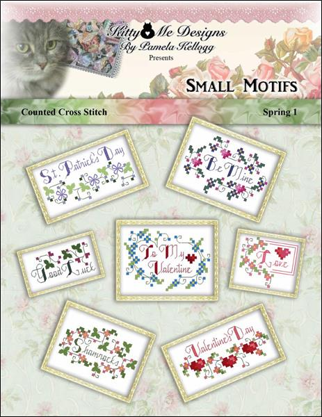 click here to view larger image of Small Motifs Spring 1 (chart)