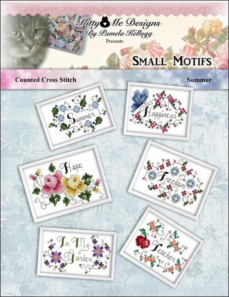 click here to view larger image of Small Motifs Summer (chart)