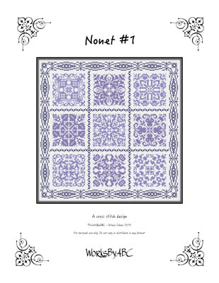 click here to view larger image of Nonet 1 (chart)