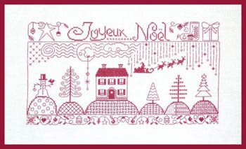 click here to view larger image of Joyeux Noel (chart)
