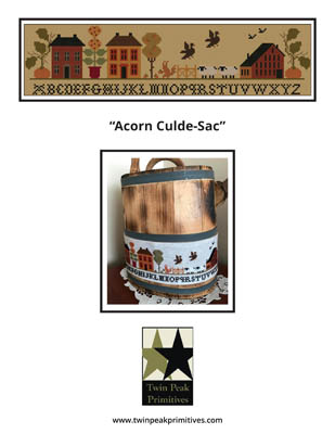 click here to view larger image of Acorn Culde-Sac (chart)