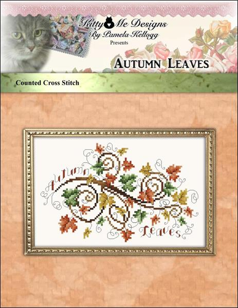 click here to view larger image of Autumn Leaves (chart)