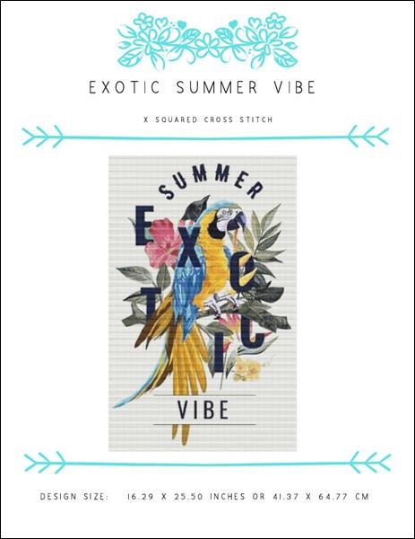 click here to view larger image of Exotic Summer Vibe (chart)