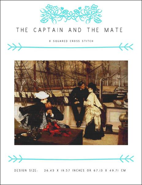 click here to view larger image of Captain and the Mate, The (chart)