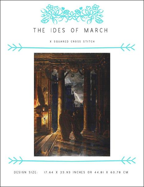 click here to view larger image of Ides of March, The (chart)