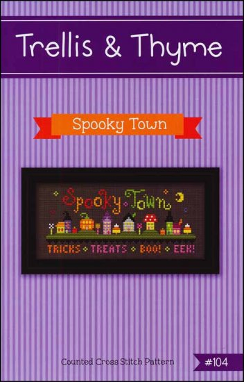 click here to view larger image of Spooky Town (chart)