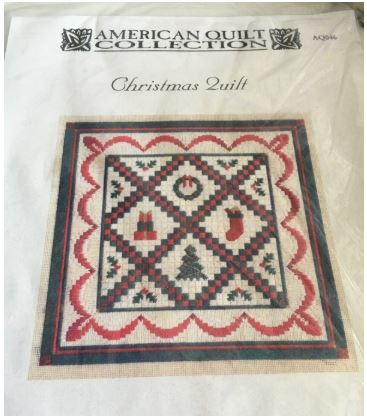 click here to view larger image of Christmas Quilt (None Selected)