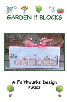 click here to view larger image of Garden Blocks (chart (special))