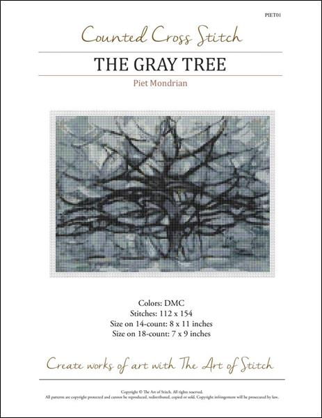 click here to view larger image of Gray Tree, The (chart)
