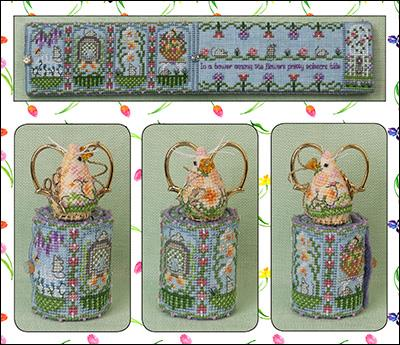 click here to view larger image of Spring Mouse Scissor Roll - Limited Edition (None Selected)