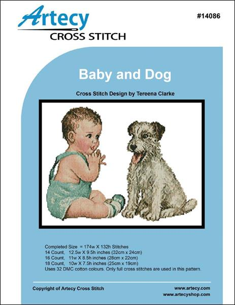 click here to view larger image of Baby and Dog (chart)