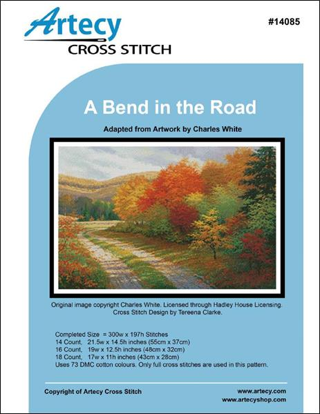 click here to view larger image of Bend in the Road, A (chart)