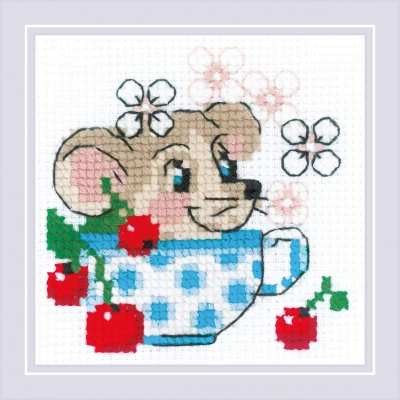 click here to view larger image of Jam Day (counted cross stitch kit)