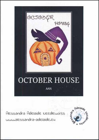 click here to view larger image of October House (chart)