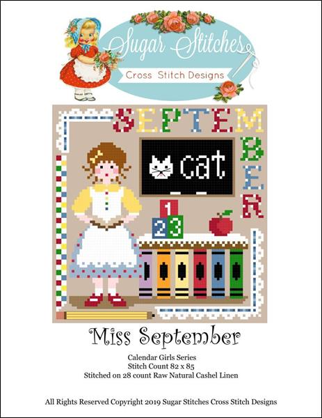 click here to view larger image of Miss September (chart)