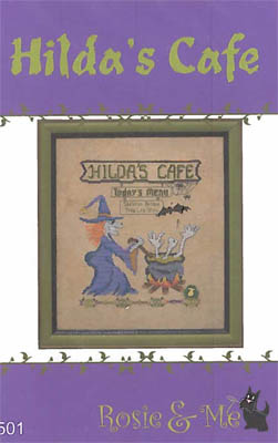 click here to view larger image of Hildas Cafe (chart)
