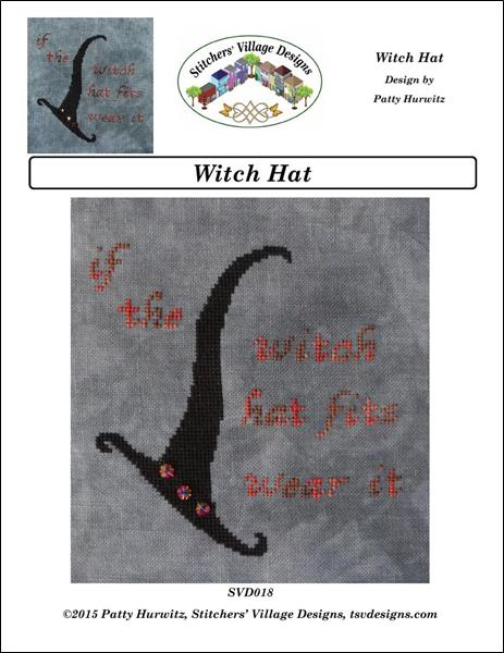click here to view larger image of Witch Hat (chart)
