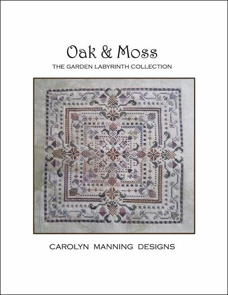click here to view larger image of Oak and Moss (chart)