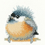 click here to view larger image of Cheepy (counted cross stitch kit)