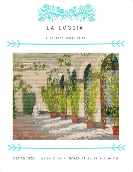 click here to view larger image of La Loggia (chart)