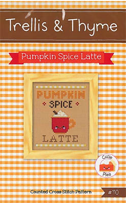 click here to view larger image of Pumpkin Spice Latte (chart)