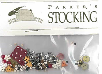 click here to view larger image of Charms for Parkers Stocking (charm)