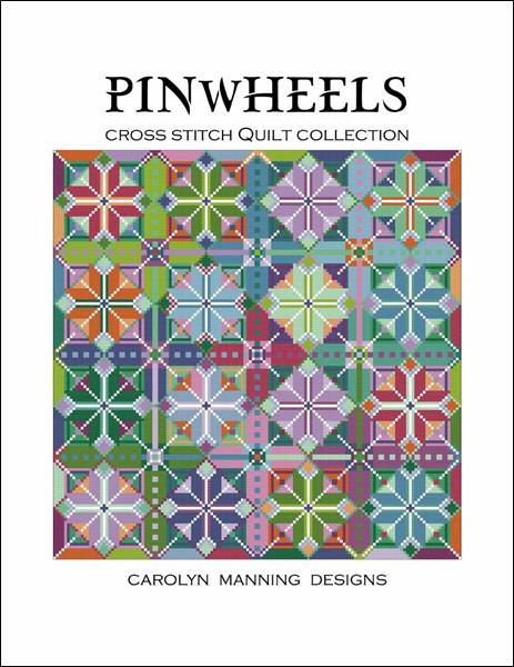 click here to view larger image of Pinwheels (chart)