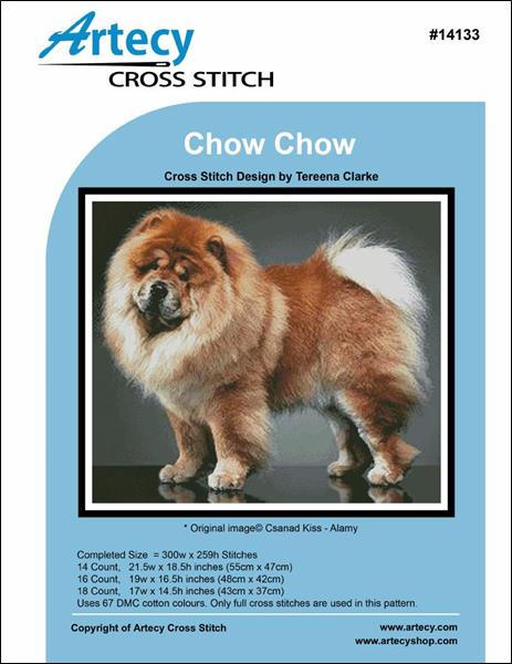 click here to view larger image of Chow Chow (chart)