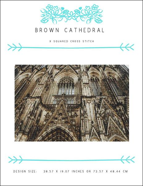 click here to view larger image of Brown Cathedral (chart)