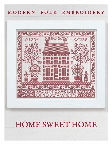 click here to view larger image of Home Sweet Home (chart)