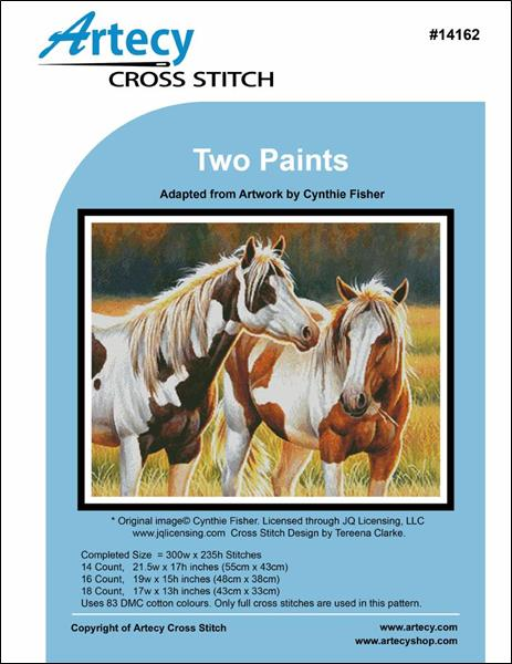 click here to view larger image of Two Paints (chart)