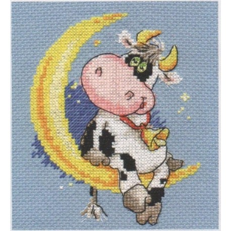 click here to view larger image of Have a Sweet Dreams ! (counted cross stitch kit)