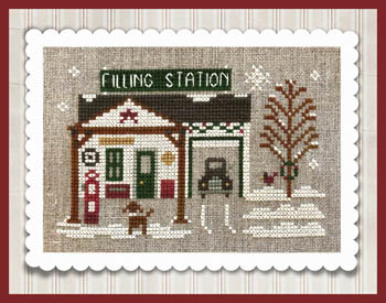 click here to view larger image of Hometown Holiday - Pops Filling Station (chart)