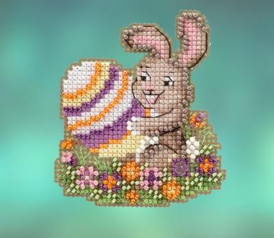 click here to view larger image of Egg-ceptional (2020) (counted cross stitch kit)