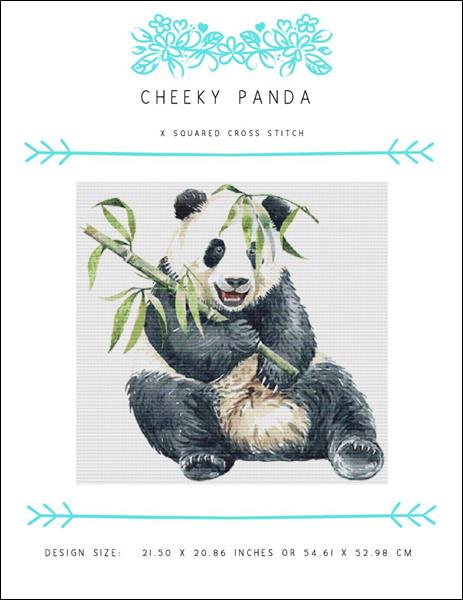 click here to view larger image of Cheeky Panda (chart)