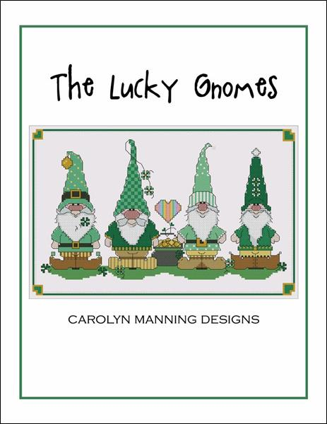 click here to view larger image of Lucky Gnomes, The (chart)